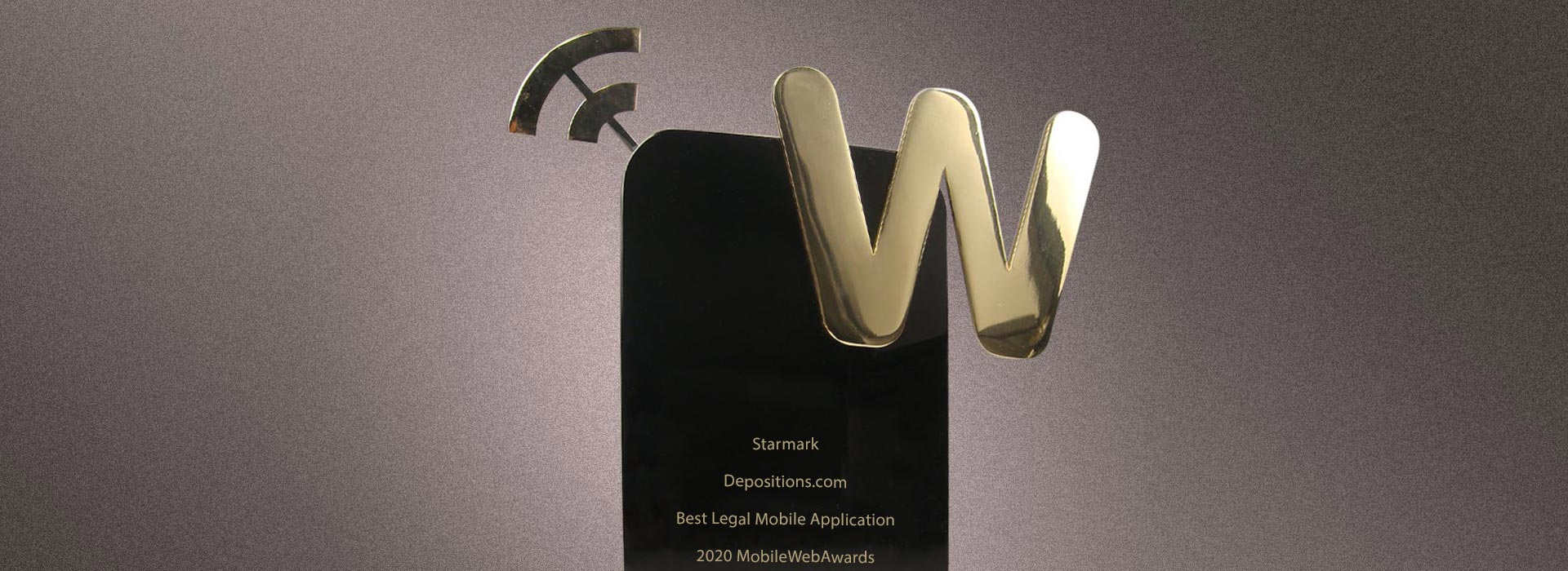 Depositions.com wins Mobile Web Award for Best Legal Mobile Application