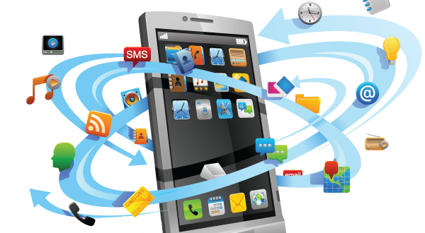 Mobile Apps Drive Social Sharing