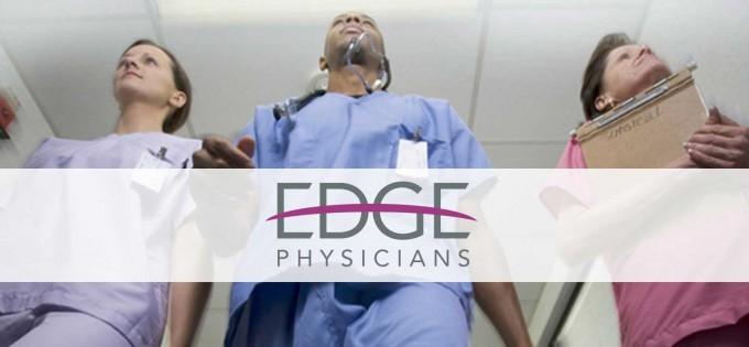 EDGE Physicians Branding & Website with Starmark International