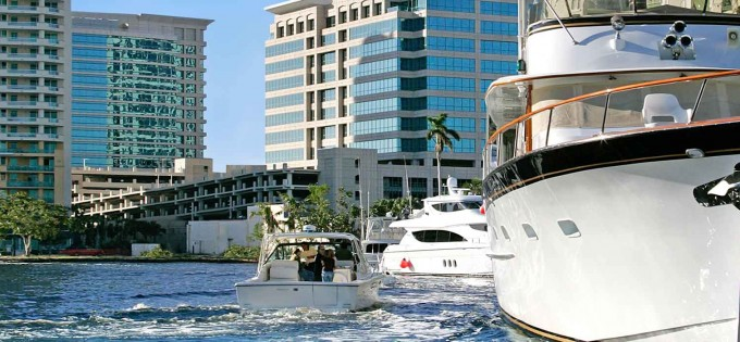 Fort Lauderdale International Boat Show and Marine International Hub