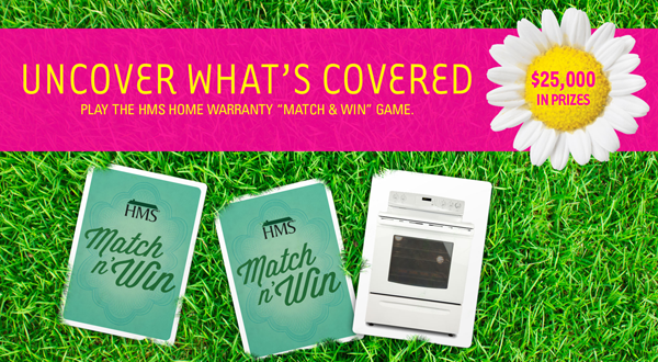 Uncover What's Covered with HMS for Your Chance to Win Big!