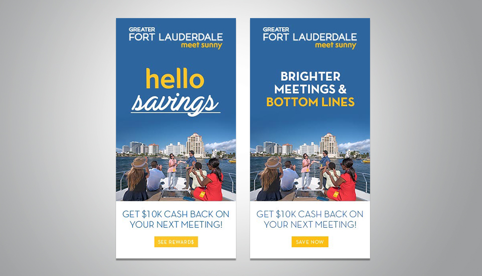 Hello Sunny Banners Greater Fort Lauderdale