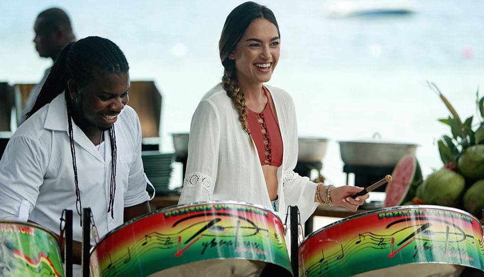 Azul Beach Resort Negril- rhythms of the island