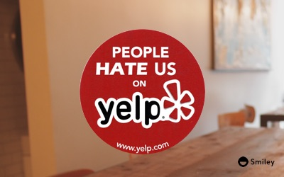 How to prevent bad Yelp reviews