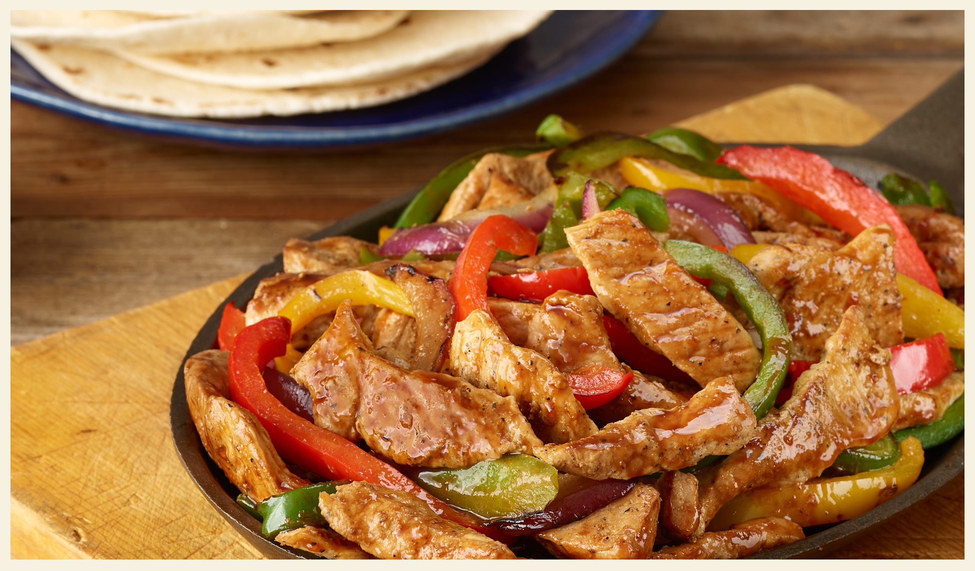 Quick & Easy Pork Fajitas