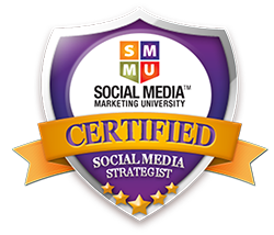 Social Media Marketing University Certification