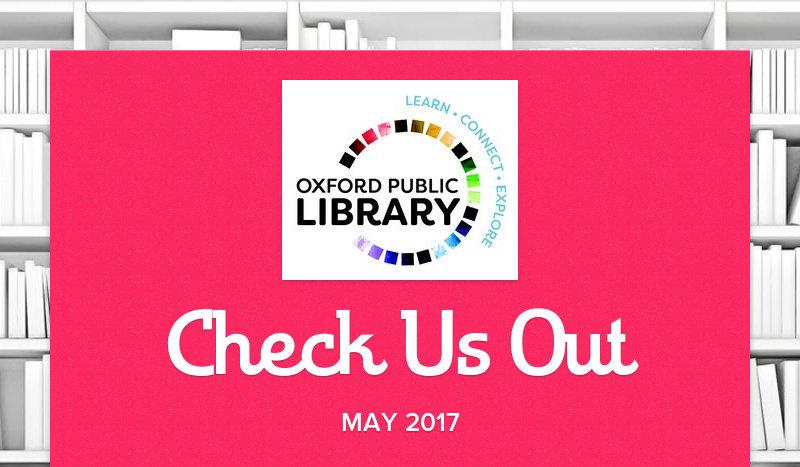 Check Us Out MAY 2017
