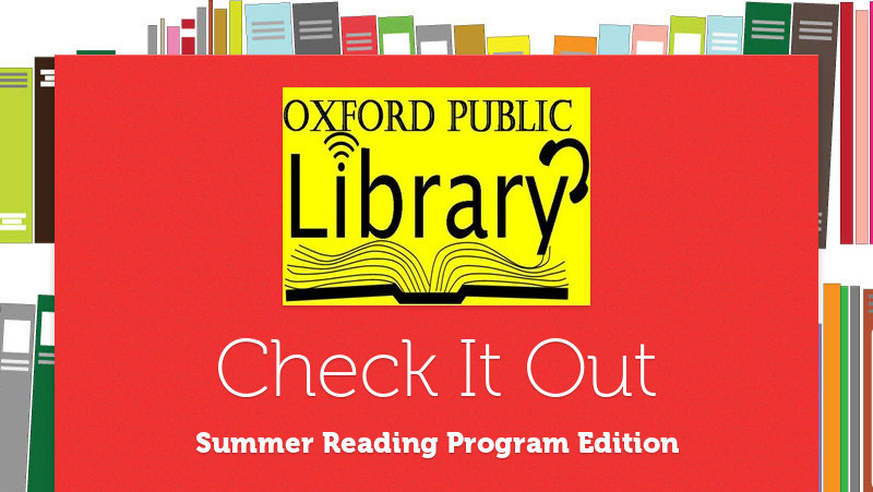 Check It Out Summer Reading Program Edition