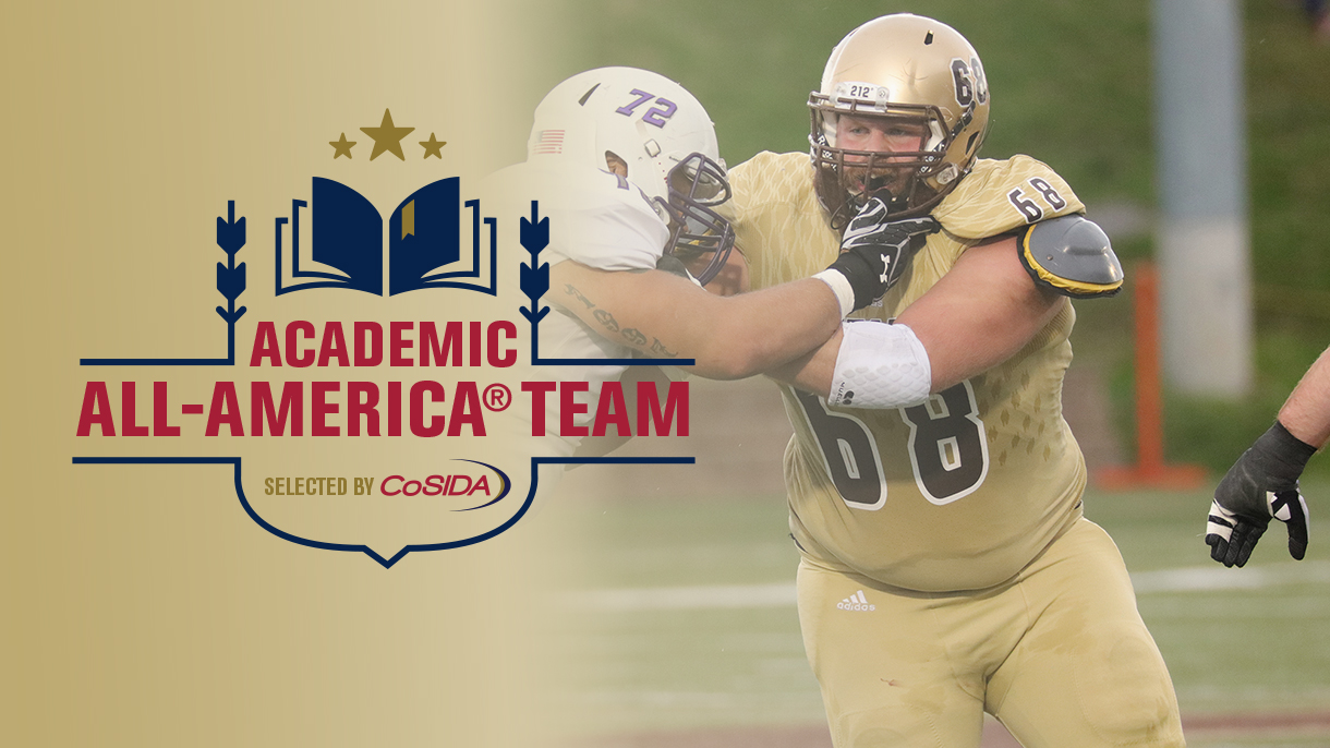 Jon Dicke Named Cosida First Team Academic All American Smsu Athletics