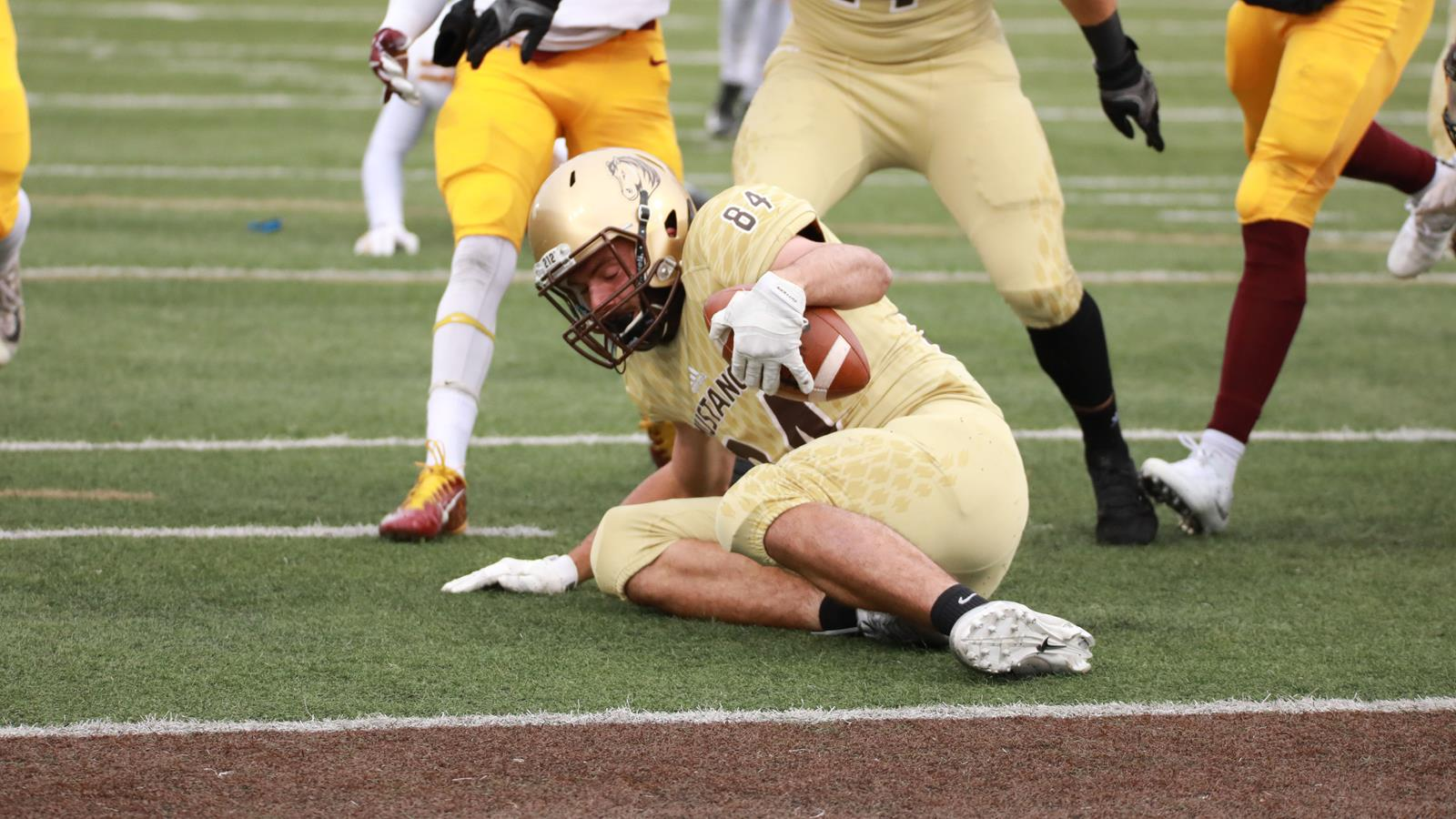 Dakota Jaeschke Football Smsu Athletics