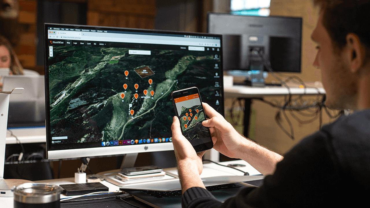 3D & AR Maps