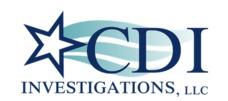 CDI Investigations, LLC