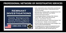 Remnant Investigations