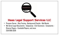 Haas Legal Support Services LLC