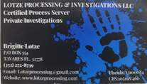 Lotze Processing LLC