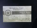 Serves You Right Process Service, LLC