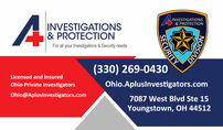 A+ Investigations & Protection