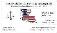 Acadian Process Service