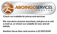 Aboingo Services