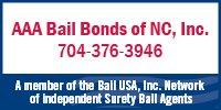 AAA Bail Bonds of NC , Inc.