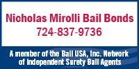 Nicholas Mirolli Bail Bonds