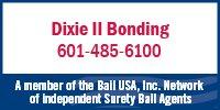 Dixie II Bonding