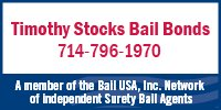 Timothy Stocks Bail Bonds