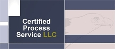 Certified Process Service, LLC.