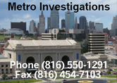 Metro Investigations, Inc.