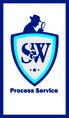 S & W Process Service