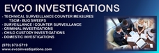 EVCO Investigations