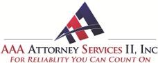 AAA Attorney Service II, Inc.