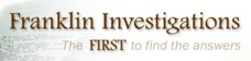 Franklin Investigations