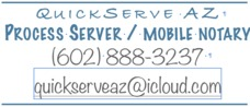 QuickServe Arizona