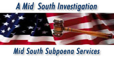 Mid-South Subpoena Service