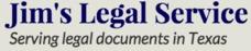 Jim's Legal Process