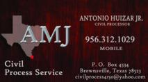 A.M.J. Civil Process Service