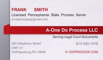 A-One Do Process LLC
