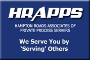 HRAPPS - Process Servers
