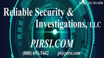 Reliable Security & Investigations, LLC