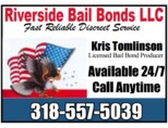 Riverside Bail Bonds, LLC
