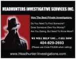 Headhunter Investigative Services