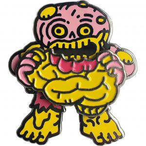 Joon, the Zombie Geocoin (Pink)