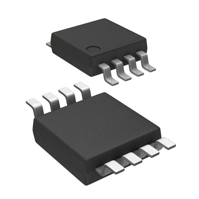 Voltage Regulators MCP1253T-33X50I/MS by Microchip