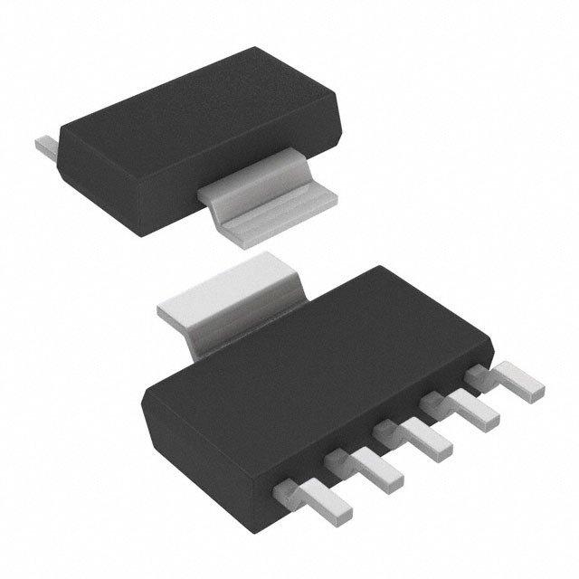 LDO IC Part # MCP1826S-5002E//AB TO-220-3 5.0V 1A