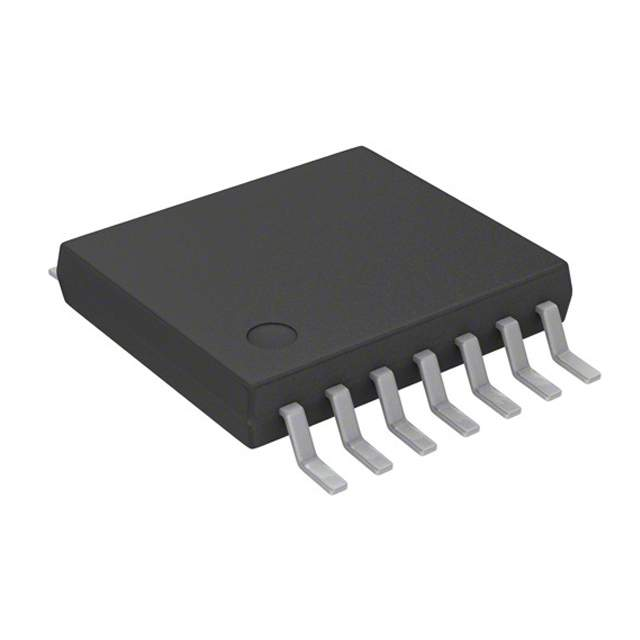 D/A and A/D Converters MCP3302T-CI/ST by Microchip
