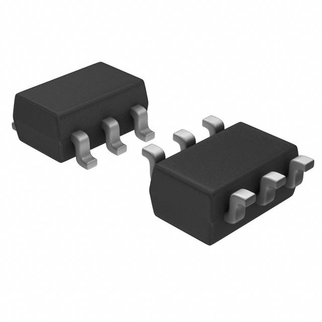 D/A and A/D Converters MCP4725A2T-E/CH by Microchip