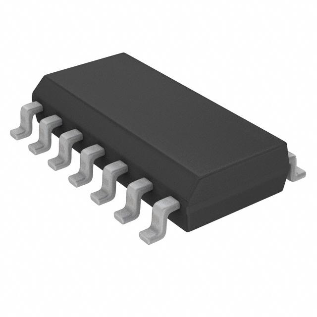 Operational Amplifiers MCP6404T-E/SL by Microchip