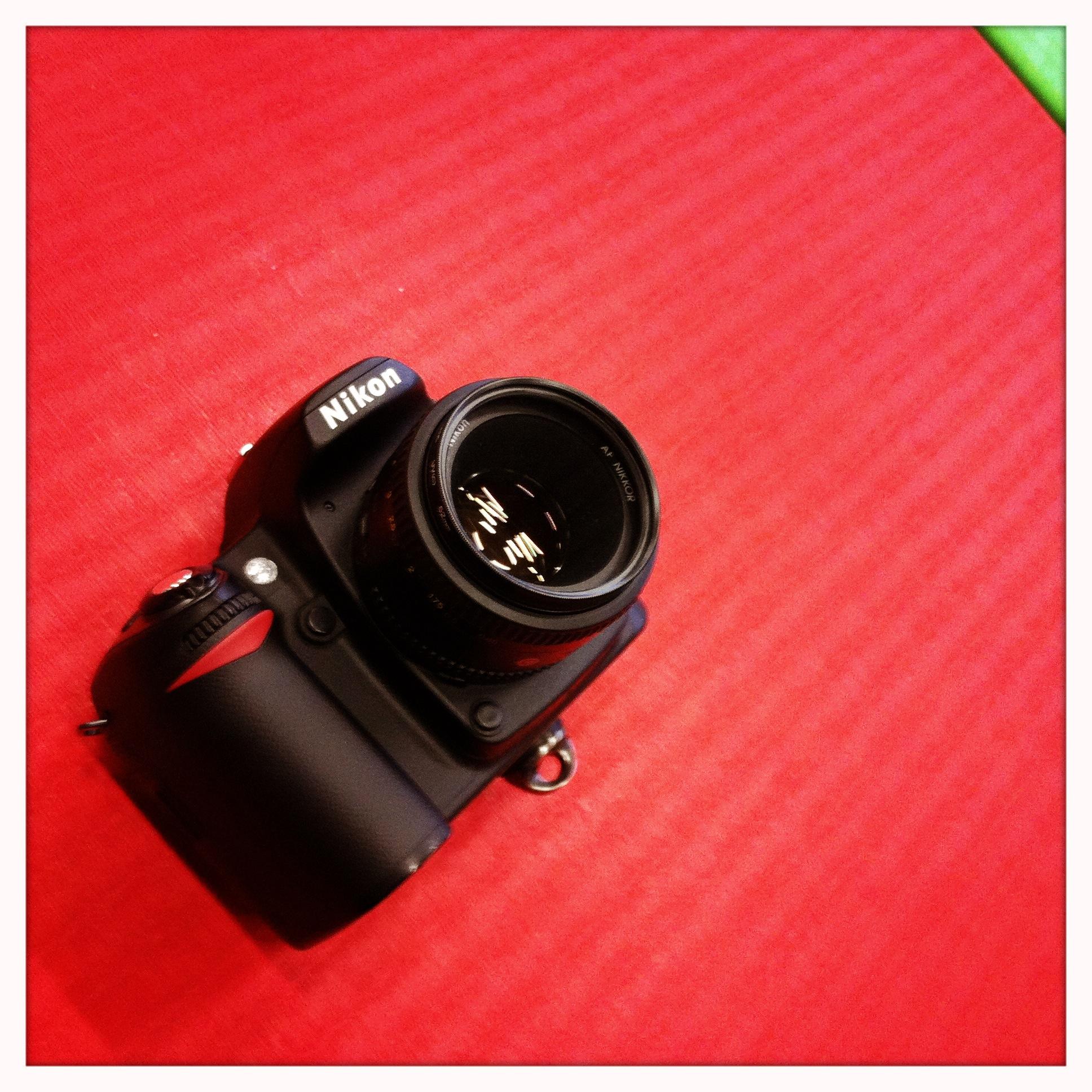 Nikon D80 50 mm F1.8