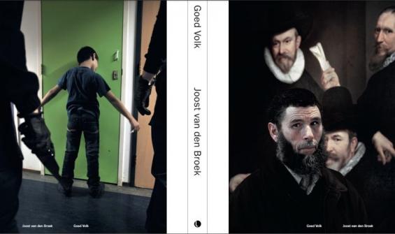 Joost van den Broek - Goed Volk (front + back cover)